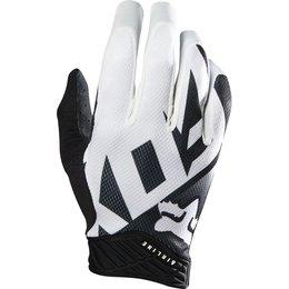 Fox Racing Mens Shiv Airline Mesh Gloves Black