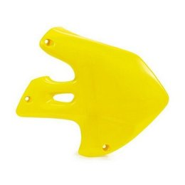 Acerbis Radiator Shrouds 02 RM Yellow For Suzuki RM85 02-10