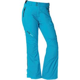 Divas Womens Avid Polartec NeoShell Snowmobile Pants Blue