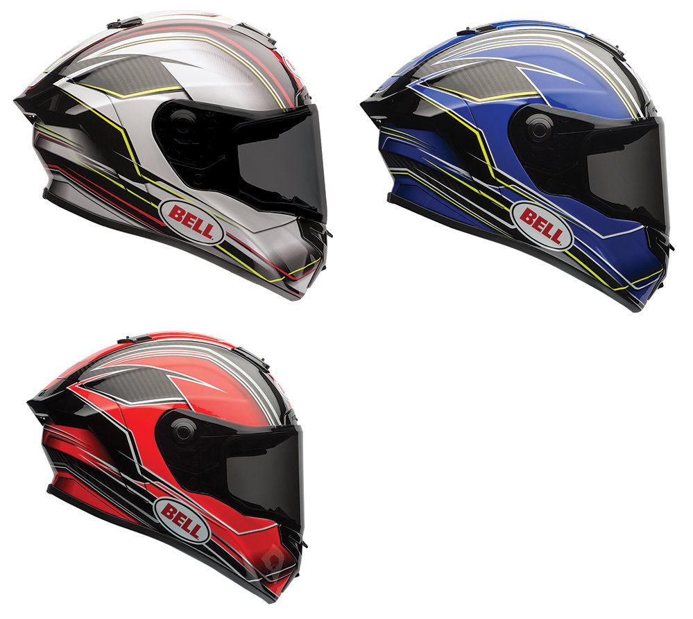 Bell Full Face Helmet >> 749 95 Bell Powersports Race Star Triton Full Face 260163