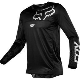 Fox Racing Mens Airline Jersey Black