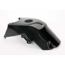 Maier Gas Tank Cover Black For Yamaha Warrior 87-04