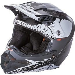 Fly Racing F2 Carbon MIPS Restrospec Helmet White