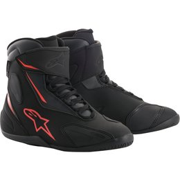 Alpinestars Mens Fastback-2 Drystar CE Riding Shoes Black