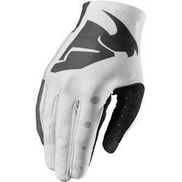 Thor Mens Void Aktiv Textile Gloves White