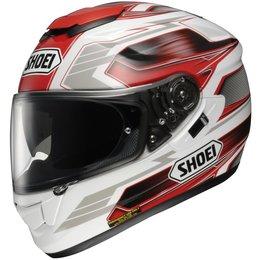Red Shoei Mens Gt-air Inertia Full Face Helmet 2013