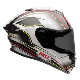Bell Powersports Race Star Triton Full Face Motorcycle Helmet Black