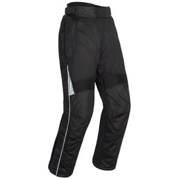 Tour Master Mens Venture Air 2.0 Armored Textile Riding Pants Black