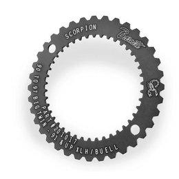 N/a Barnett Clutch Lock Plate Scorpion For Harley Big Twin