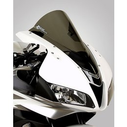 Zero Gravity Double Bubble Windscreen Dark Smoke For Honda CBR600RR 07-11