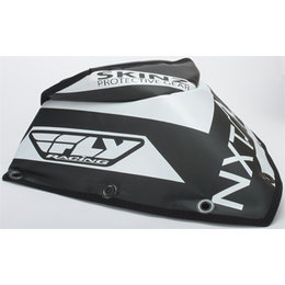 Skinz Next Level Vented Winshield Pack Black White NXPWPV200-BK/WHT Black