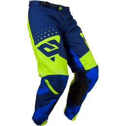 Answer Racing Mens Elite Discord Pants Blue