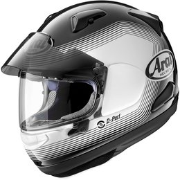 Arai Quantum-X Shade Full Face Helmet With Flip Up Shield White