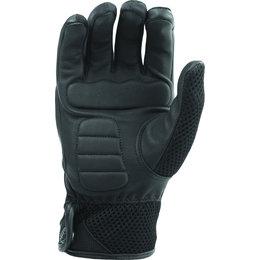 Highway 21 Womens Adrift Mesh Riding Gloves Black