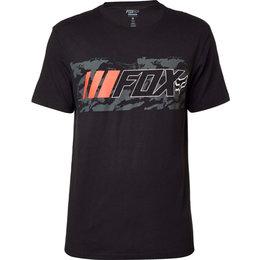 Fox Mens Ozwego Premium T-Shirt Black