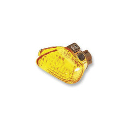 K&S Turn Signal Front Left Amber For Honda CBR600F2 91-94