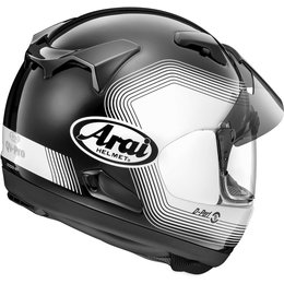 Arai Quantum-X Shade Full Face Helmet With Flip Up Shield White