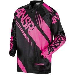 Answer Youth Girls Syncron Motocross MX Riding Pants Original Style Black