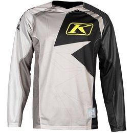 Klim Mens Mojave Ventilated Padded MX Offroad Textile Jersey Black