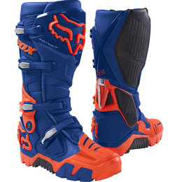 Fox Racing Mens Instinct Off-Road Boots Blue