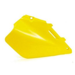 Acerbis Side Panels 02 RM Yellow For Suzuki RM-Z250 07-09