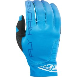 Fly Racing Youth Boys Pro Lite Gloves Blue