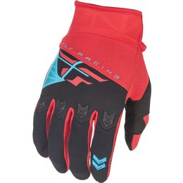 Fly Racing Mens F-16 MX Gloves Red