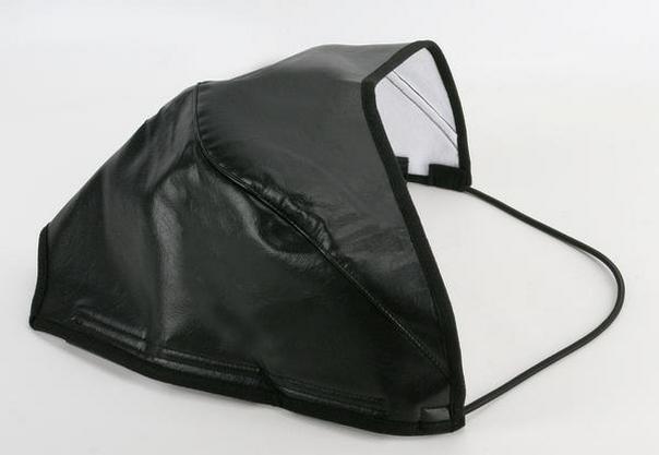 targa 1 2 tank cover black for suzuki bandit 600. Black Bedroom Furniture Sets. Home Design Ideas