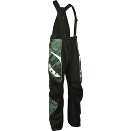 Black Fly Racing Mens Snx Pro Insulated Snow Pants W Rmvl Suspenders 2015
