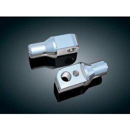 Kuryakyn Footpeg Adapter Rear Chrome For Suzuki M109R 06-09