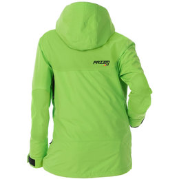 Divas Womens Prizm Waterproof Shell Technical Snowmobile Jacket Green