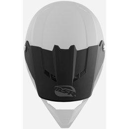 Matte Black Msr Replacement Visor For Revone Rev-1 Eclipse Helmet