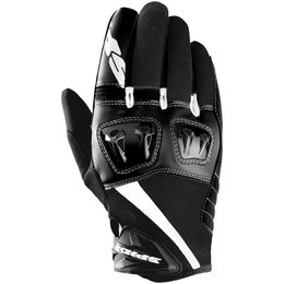 Spidi Sport Mens Flash-R Textile Gloves Black