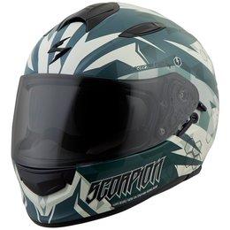 Scorpion EXO-T510 EXOT510 Cipher Full Face Helmet Green