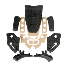 Alpinestars BNS Carbon Bionic Neck Support Replacement Foam Parts Kit