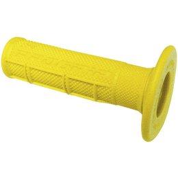 Yellow Pro Grip 794 Single Density Mx Grips