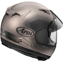Arai Quantum-X Shade Full Face Helmet With Flip Up Shield Beige