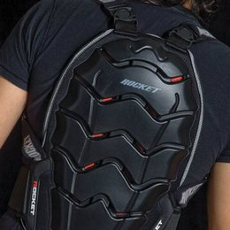 Black Joe Rocket Speedmaster 2.0 Back Protector