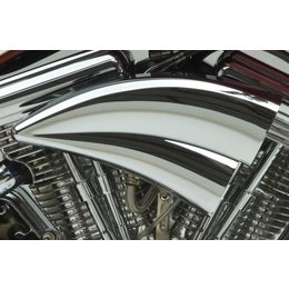 Chrome Arlen Ness Double Barrel Air Filter Kit For Hd Flht R X Fltr Fl Trikes