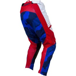 Answer Racing Mens Elite Discord Pants Red