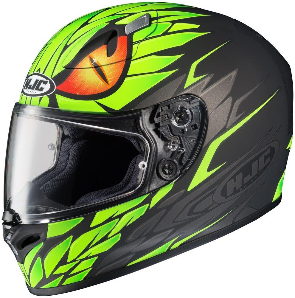 $239.99 HJC Mens FG-17 Mamba Full Face Helmet 2014 #197075