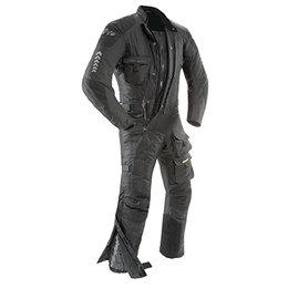 Black Joe Rocket Survivor One Piece Waterproof Textile Suit 2013