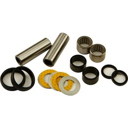 All Balls Swing Arm Bearing And Seal Kit 28-1143 For Yamaha