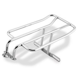 Bikers Choice Luggage Rack Chrome For Harley FLST FLSTF 86-06