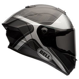 Bell Powersports Race Star Tracer Full Face Motorcycle Helmet Black