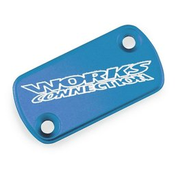 Blue Works Connection Brake Fluid Cap For Yamaha Yz 07-11