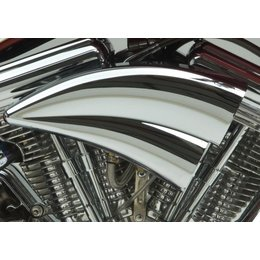 Chrome Arlen Ness Double Barrel Air Filter Kit For Harley Twin Cam 1996-2012