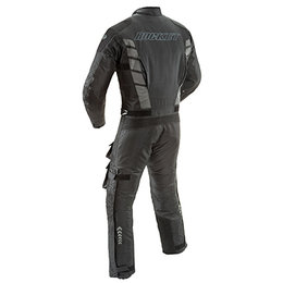 Black Joe Rocket Survivor One Piece Waterproof Textile Suit 2013