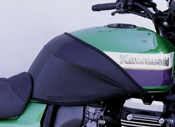 48 95 Targa 1 2 Tank Cover Black For Kawasaki Zrx1100 186300
