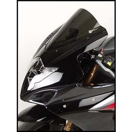 Zero Gravity Double Bubble Windscreen Dark Smoke For Suzuki GSXR 1000 07-08